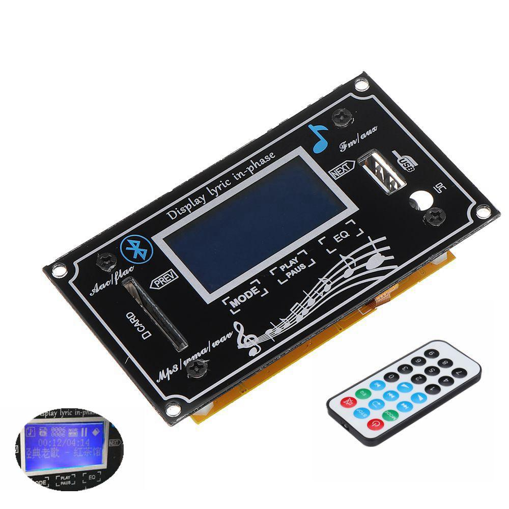 Mp3 Player Circuit Board Pcb With Fm Radio View Mp3 Player Circuit