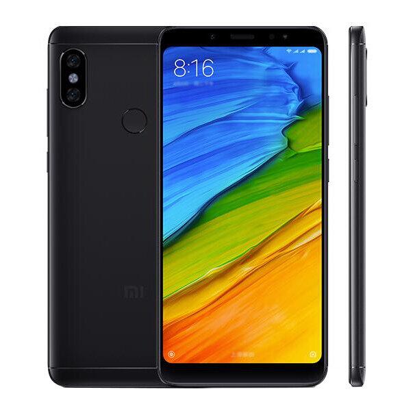 Xiaomi Redmi Note 5 Dual Back Camera 5,99 tum 4GB 64GB Snapdragon 636 Octa Kärna 4G Smartphone