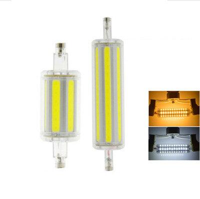 R7S 4W 8W PFEILER Dimmable warme weiße reine weiße Mais-Glühlampe AC170-265V