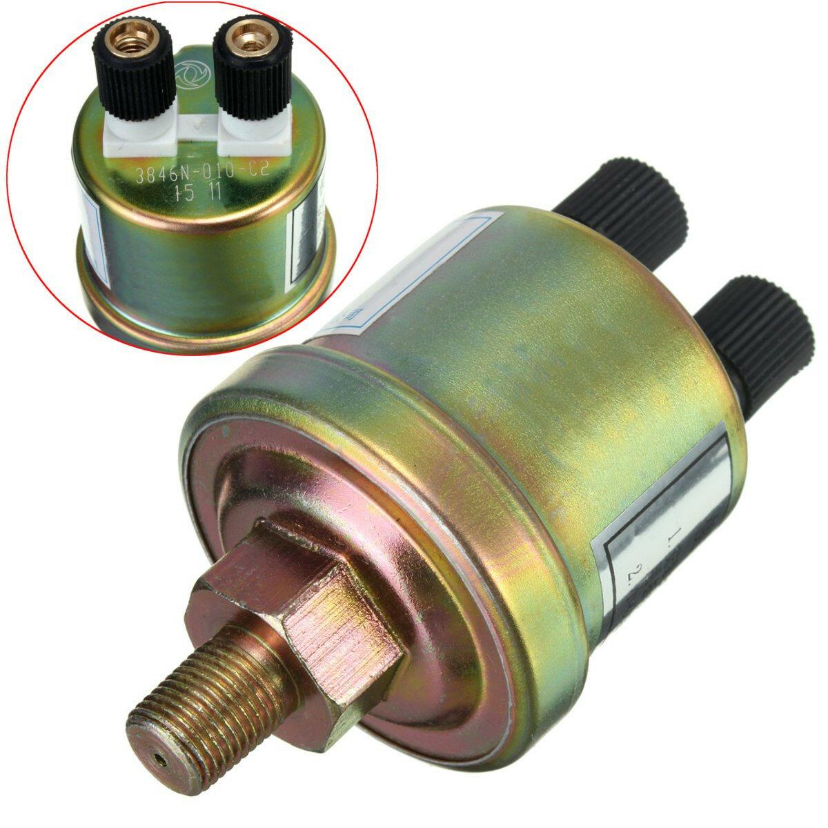 Oil Pressure Sensor >> 1 8 Npt Oil Pressure Sensor Engine Oil Pressure Switch Sensor Gauge Sender
