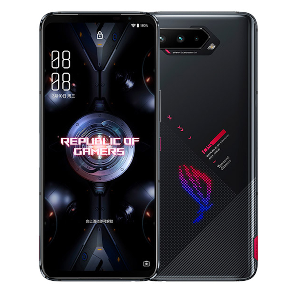 ASUS ROG Phone 5 Global Rom 8GB 128GB Snapdragon 888 Android 11 6.78 inch FHD+ 144Hz Reflash Rate 65W Fast Charging 6000mAh NFC 5G Gaming Smartphone