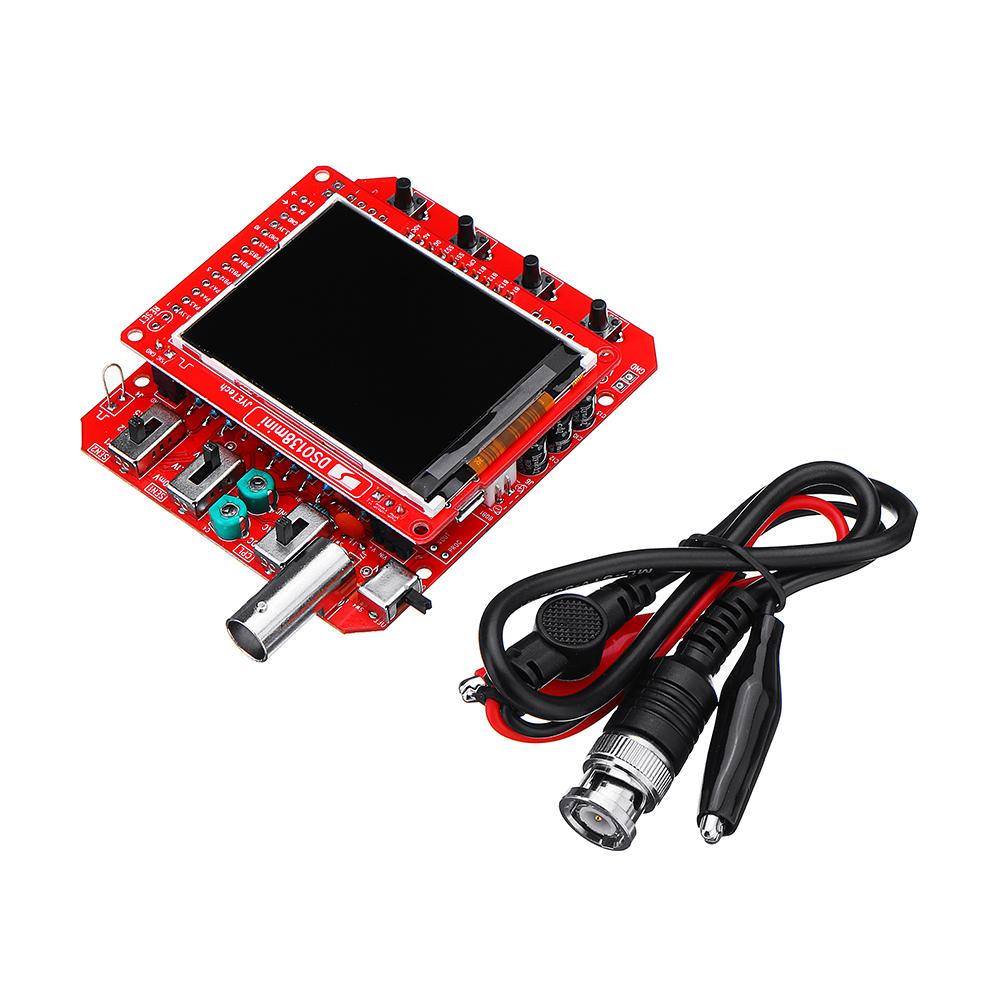 JYETech 13805K DSO138 Mini Digital Oscilloscope 200KHz DC 3.5V-6V