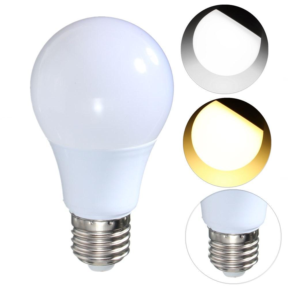 Non-Dimmable E27 4W 5730 SMD 350LM LED Globe Light Lamp Bulb Home Lighting AC85-265V