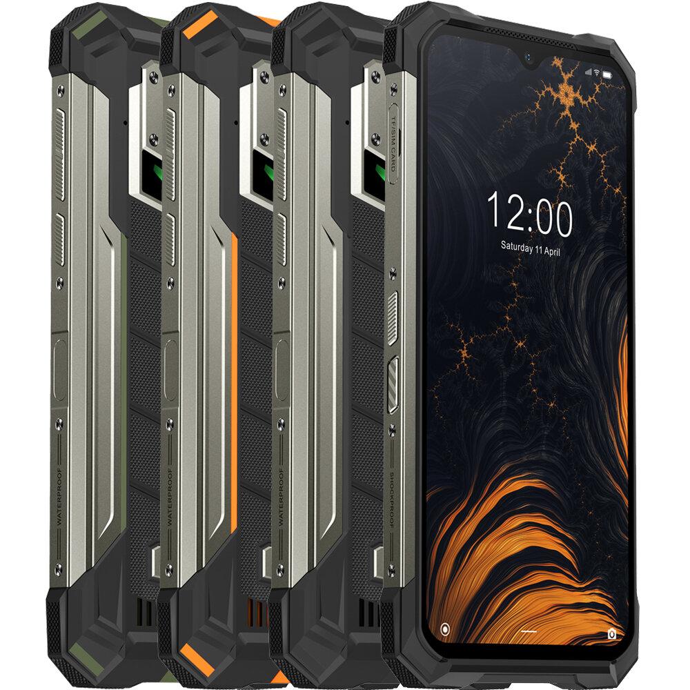 DOOGEE S88 Pro 6/128GB z Polski za $219.99 / ~828zł