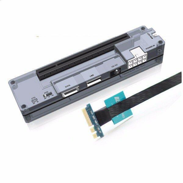 [NGFF Version] V8.0 EXP GDC Laptop External Independent Video Card Dock