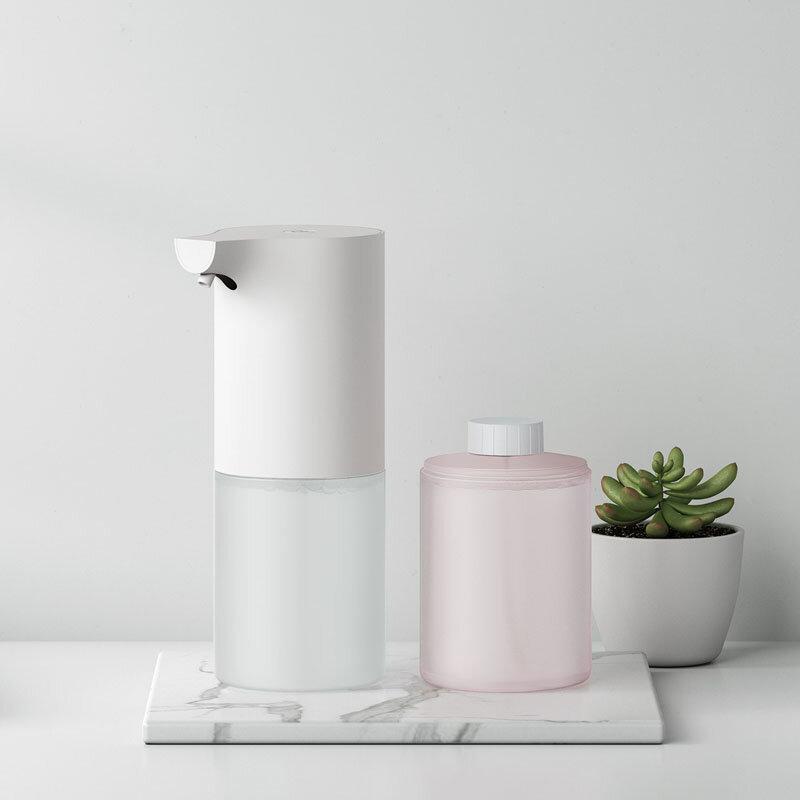 MIJIA Automatic Sensor Design 320ML Foaming Soap Dispenser Antibacterial Hand Sanitizer from xiaomi youpin