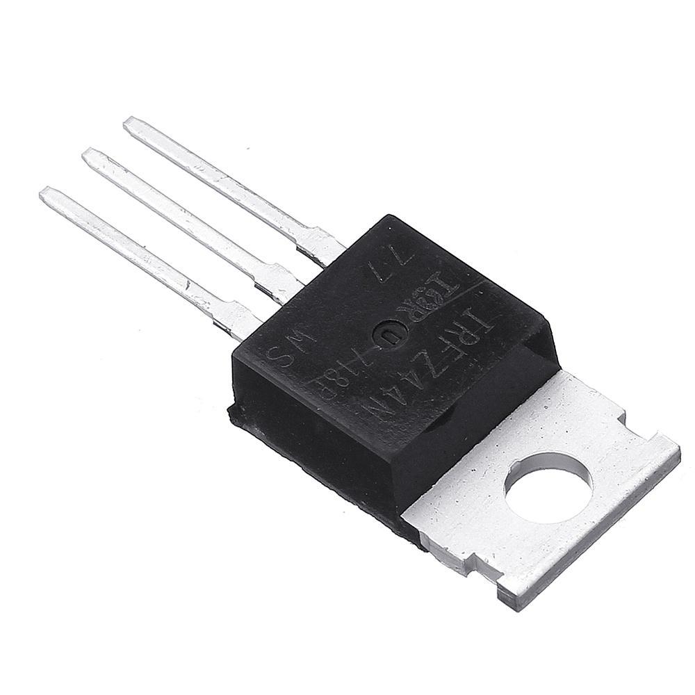 2Pcs IRFZ44N Transistor N-Channel International Rectifier Power Mosfet