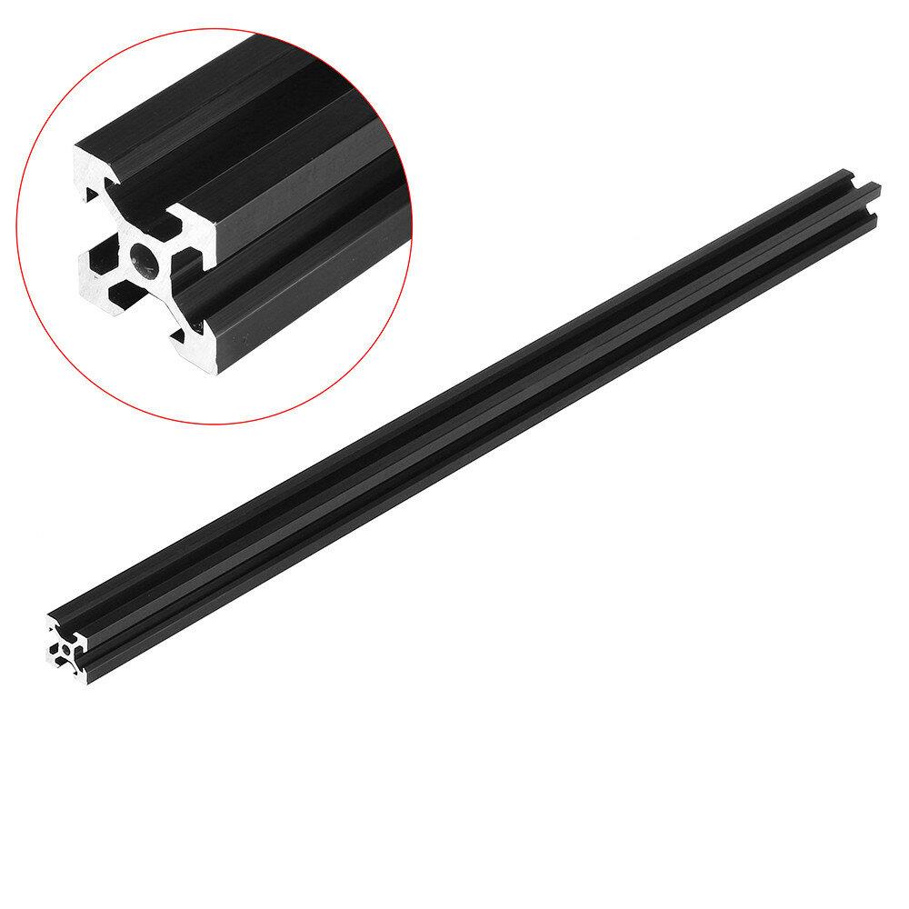 Machifit Black 2020 V-Slot Aluminum Profile Extrusion Frame for CNC Laser Engraving Machine