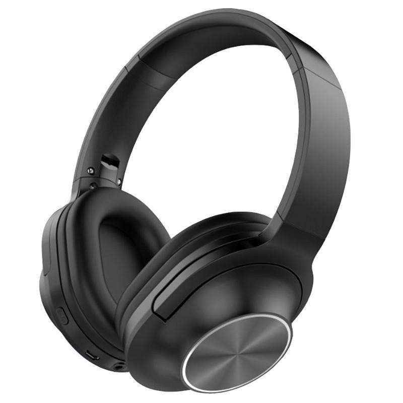 3700A Stereo Wireless bluetooth Headphone Portable Foldable Noise  Cancelling Headset with Mic