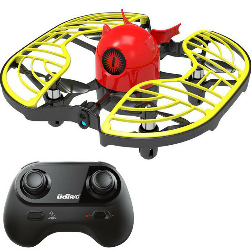 UDIRC i45 Mini Altitude Hold Mode Induction flight Gravity Sensing Control 2.4G RC Drone Quadcopter RTF