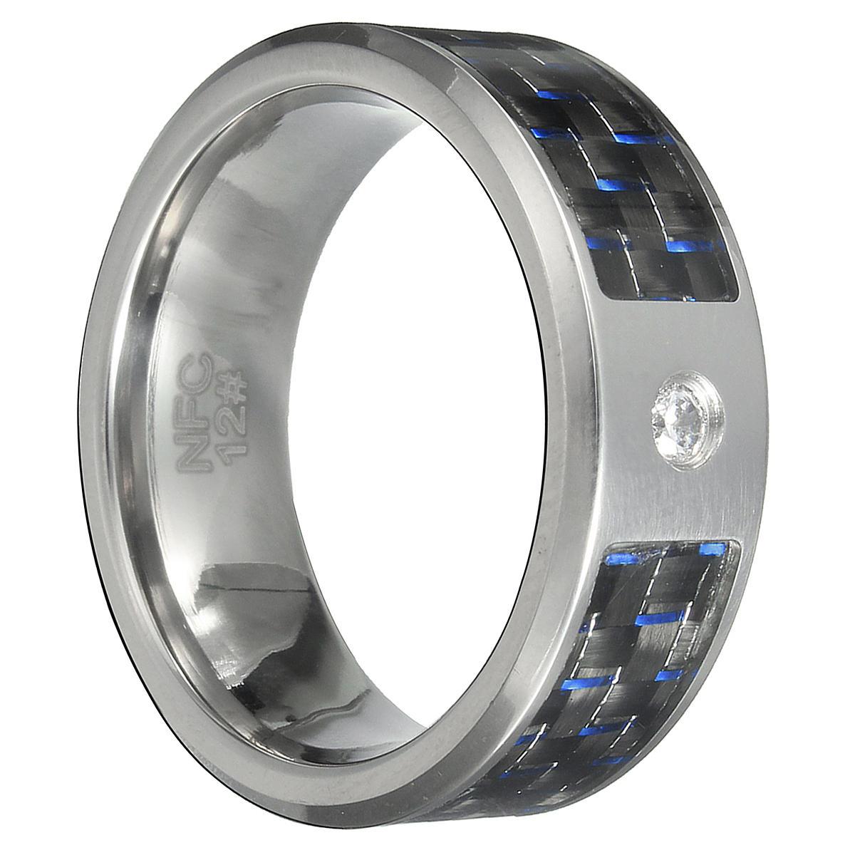 Smart Rings Magic Wear cincin NFC Untuk Android Windows NFC Ponsel