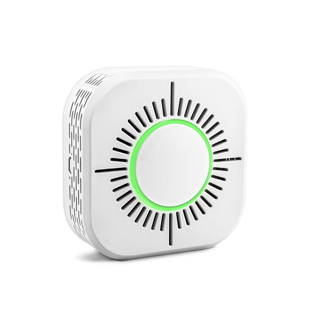 433MHz Wireless Smoke Detector Fire Security Alarm Protection Smart Sensor For Home Automation Works With SONOFF RF Brid