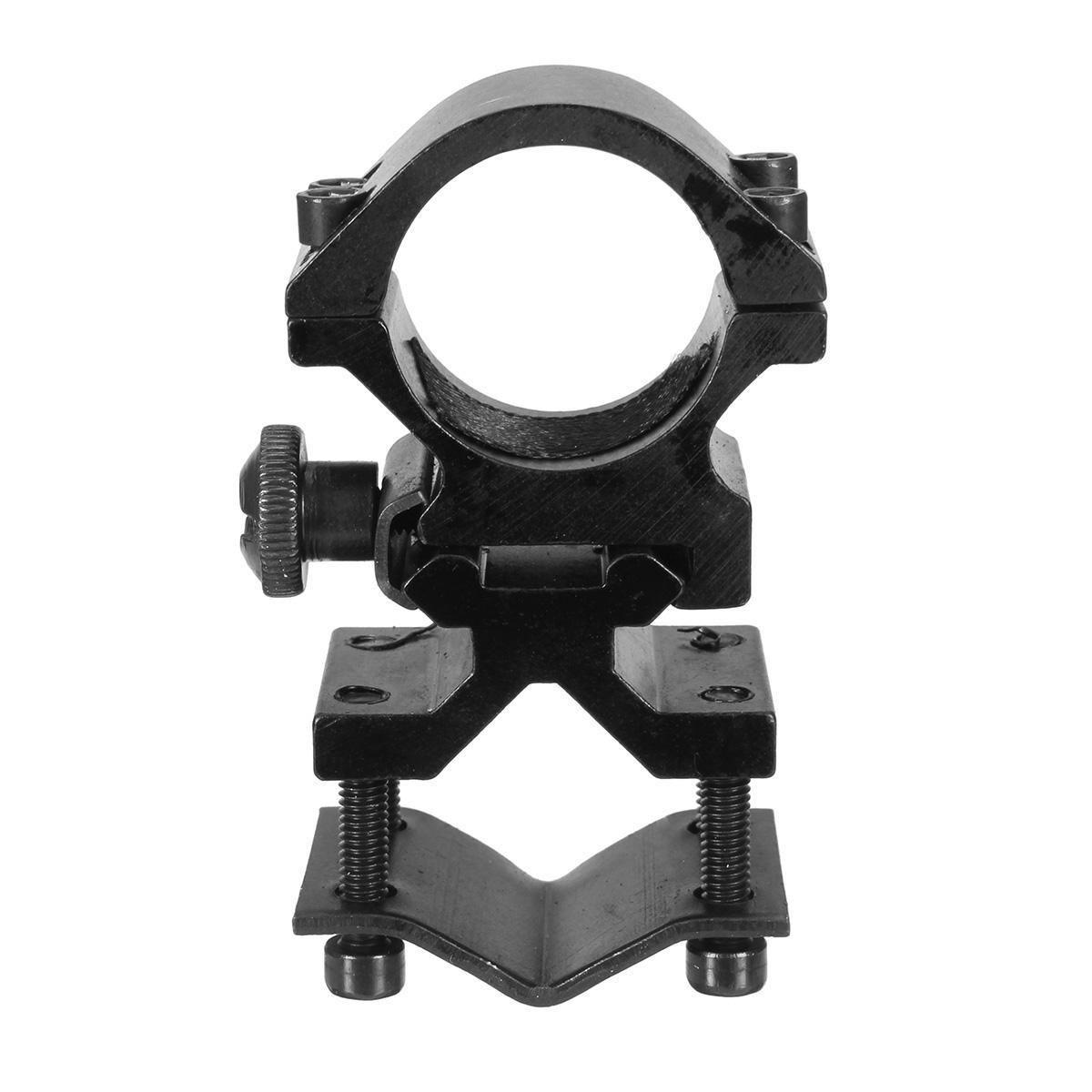 K185 Flashlight Clip Optical Sight Bracket Holder Support ScopE Mount Ring фото
