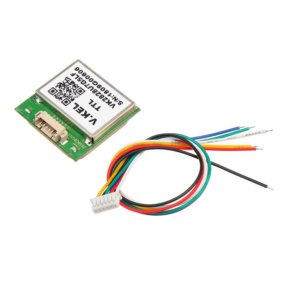 Geekcreit® 1-5Hz VK2828U7G5LF TTL GPS Module With Antenna 1-5Hz With EEPROM