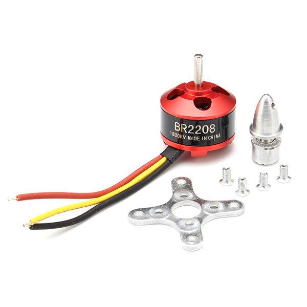 Racerstar BR2208 1800KV 2-3S Brushless Motor For RC Models