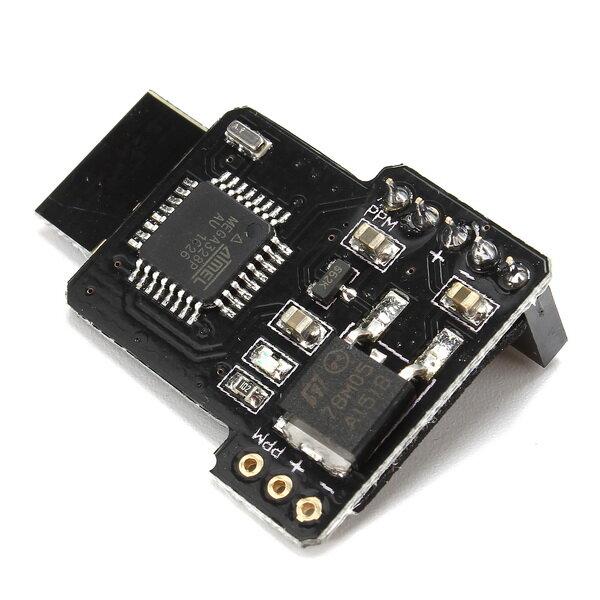Multiprotocolo TX Módulo para Frsky X9D X9D Plus X12S Flysky TH9X 9XR PRO Transmisor
