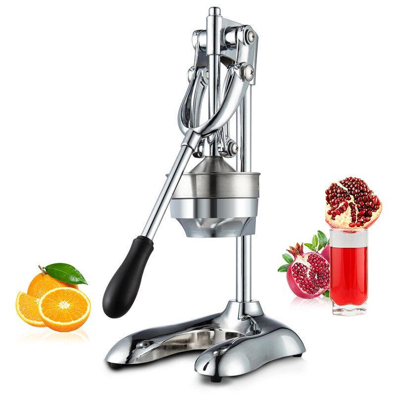 Manual Juicer, Stainless Steel Fruit