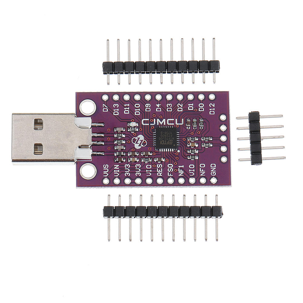 CJMCU-260 FT260 HID-class USB to I2C/UART IIC Serial Module
