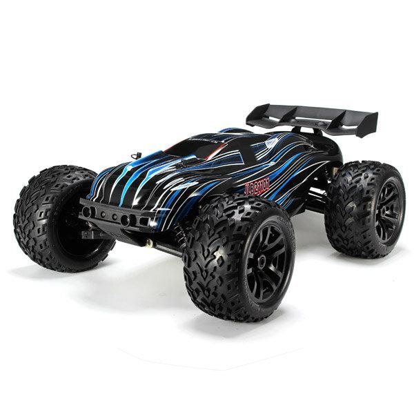 jlb racing cheetah 120a upgrade 1/10 brushless rc car truggy