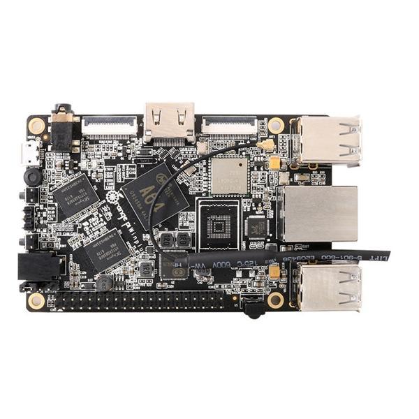 Orange Pi Win Plus Development Board A64 Quad-core Mini PC