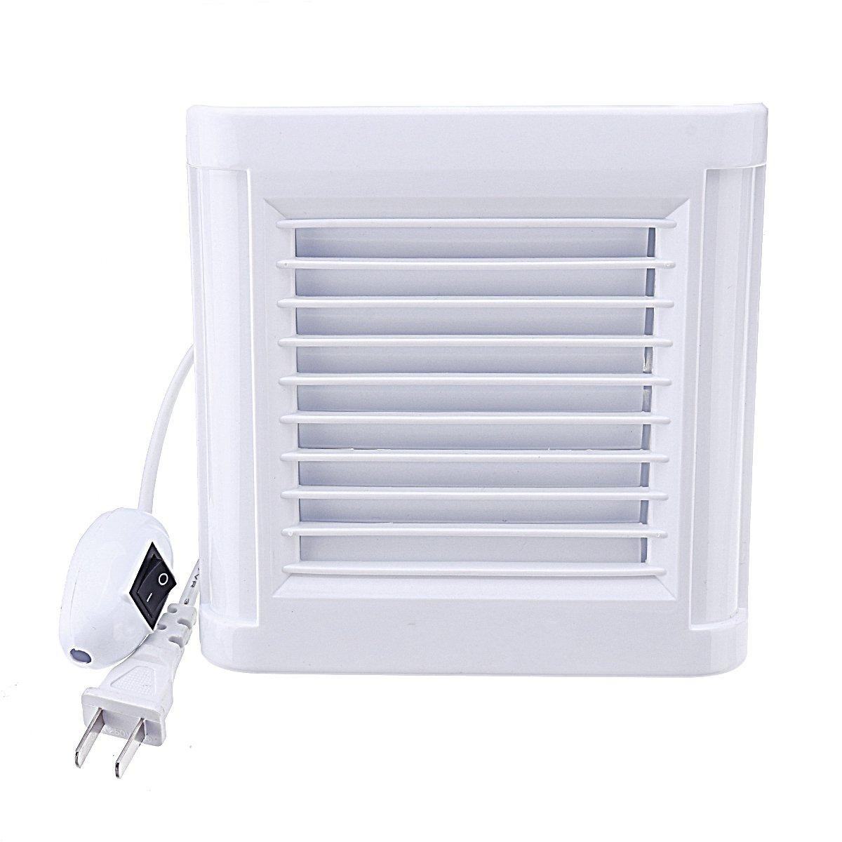 Mute Ventilation Extractor Exhaust Fan Blower Kitchen Bathroom Toilet 4 Inch / 6 Inch фото
