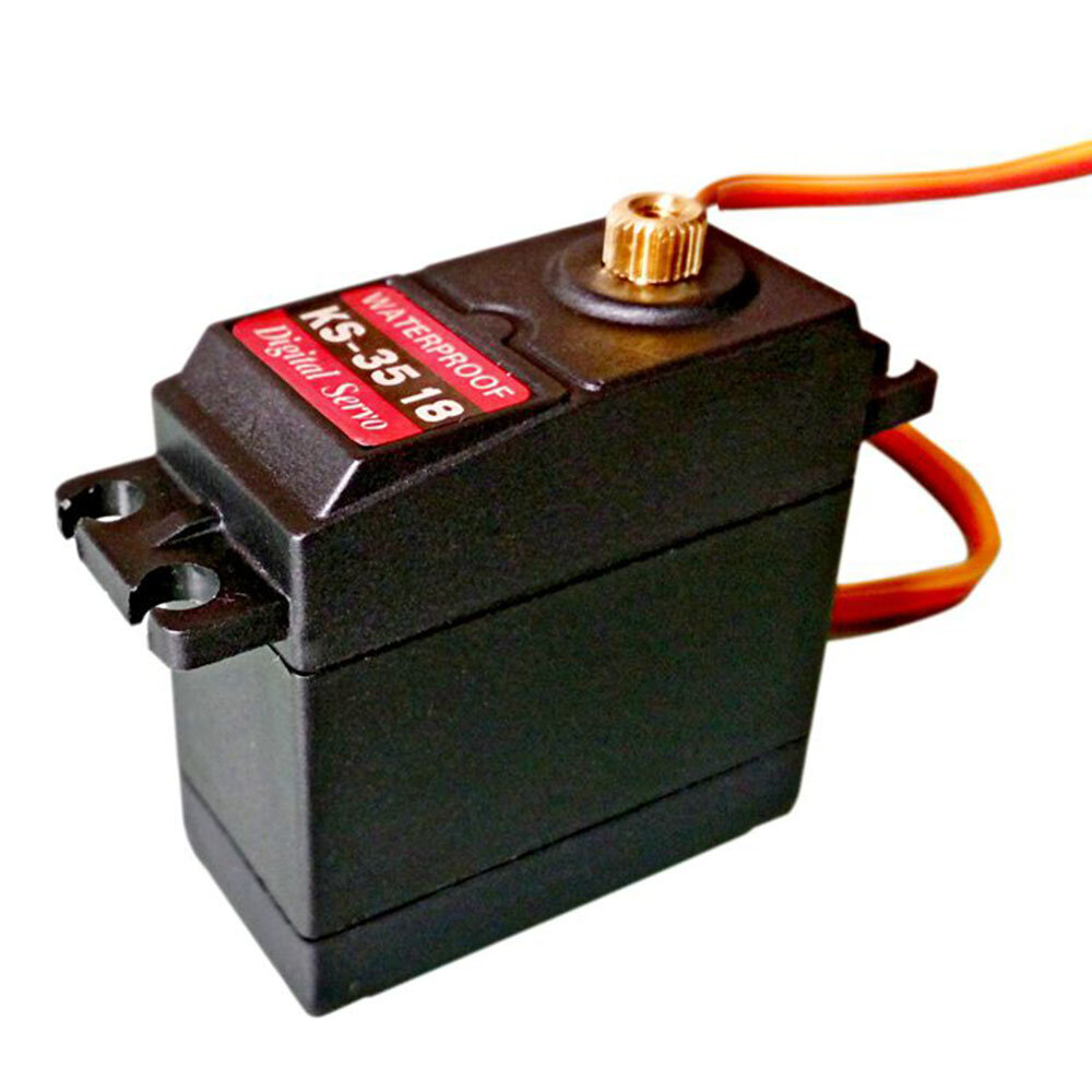 KS-3518 Waterproof Metal Gear Servo