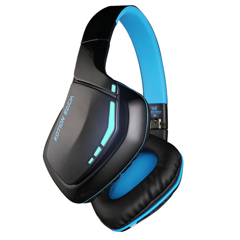 Kotion Each B3506 Wireless Bluetooth Headset Foldable Gaming Cuffie Stereo Headp Us 37 99
