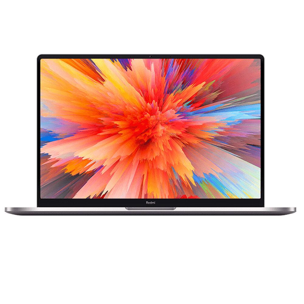 Xiaomi RedmiBook Pro 14 2021 Laptop 14.0 inch Intel Core i7-1165G7 NVIDIA GeForce MX450 16G DDR4 3200MHz RAM 512G SSD 2.5K High-Resolution 100%sRGB Thunderprot4 Type-C Backlit Fingerprint Camera Notebook