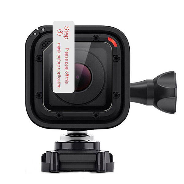 Film de protection d'objectif transparent ultra mince 0.2mm pour GoPro Hero 4 Session Camera
