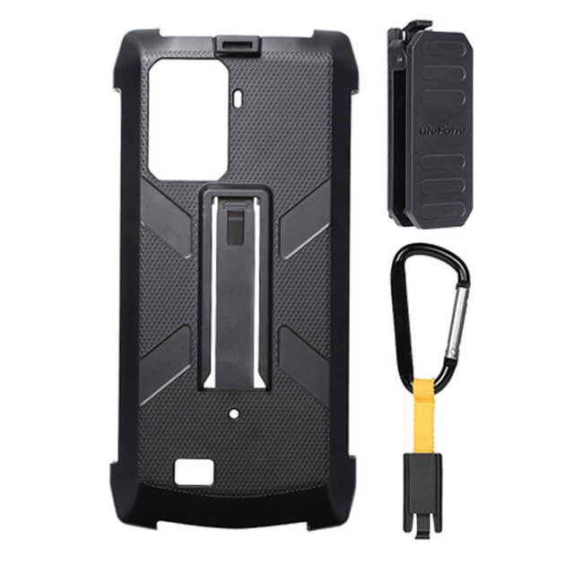 Ulefone for Ulefone Power ARMOR 13 Case Multifunctional Armor Shockproof Anti-Slip with Anti-Lost Hook TPU + PC Protecti