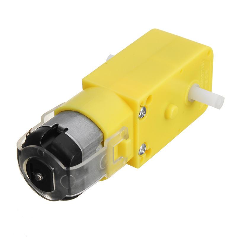 dc 3v-6v dc 1:120 gear motor tt motor for arduino smart car robot diy cod