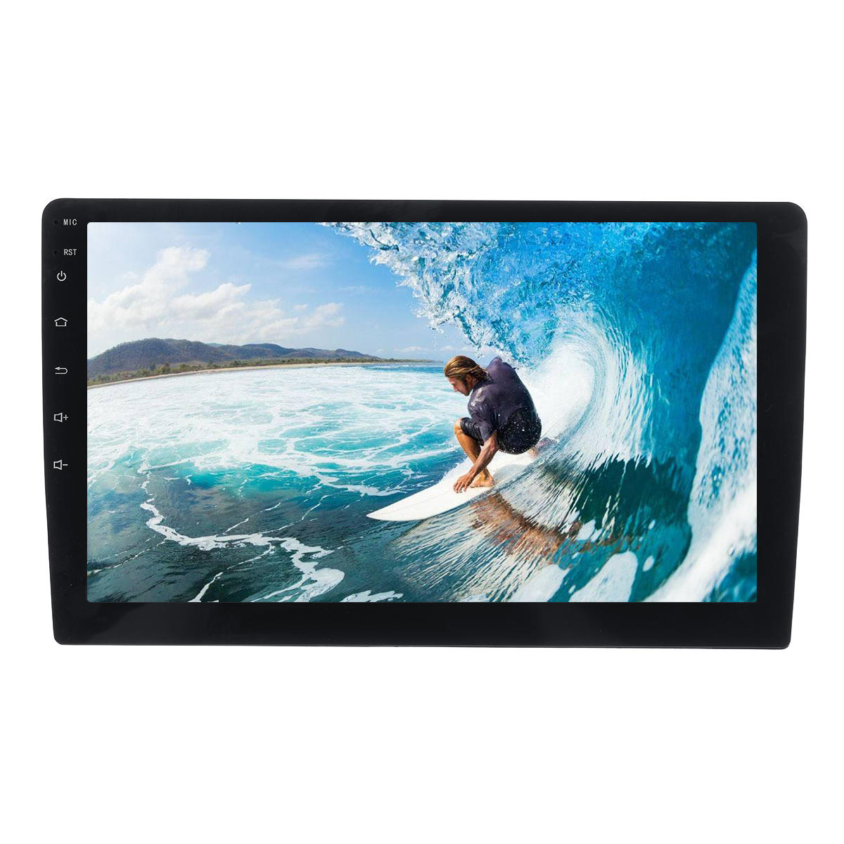 10.1 Inch 2 DIN 6800 1+16G Car MP5 Player Quad Core Stereo Radio IPS Touch Screen bluetooth DAB DVR
