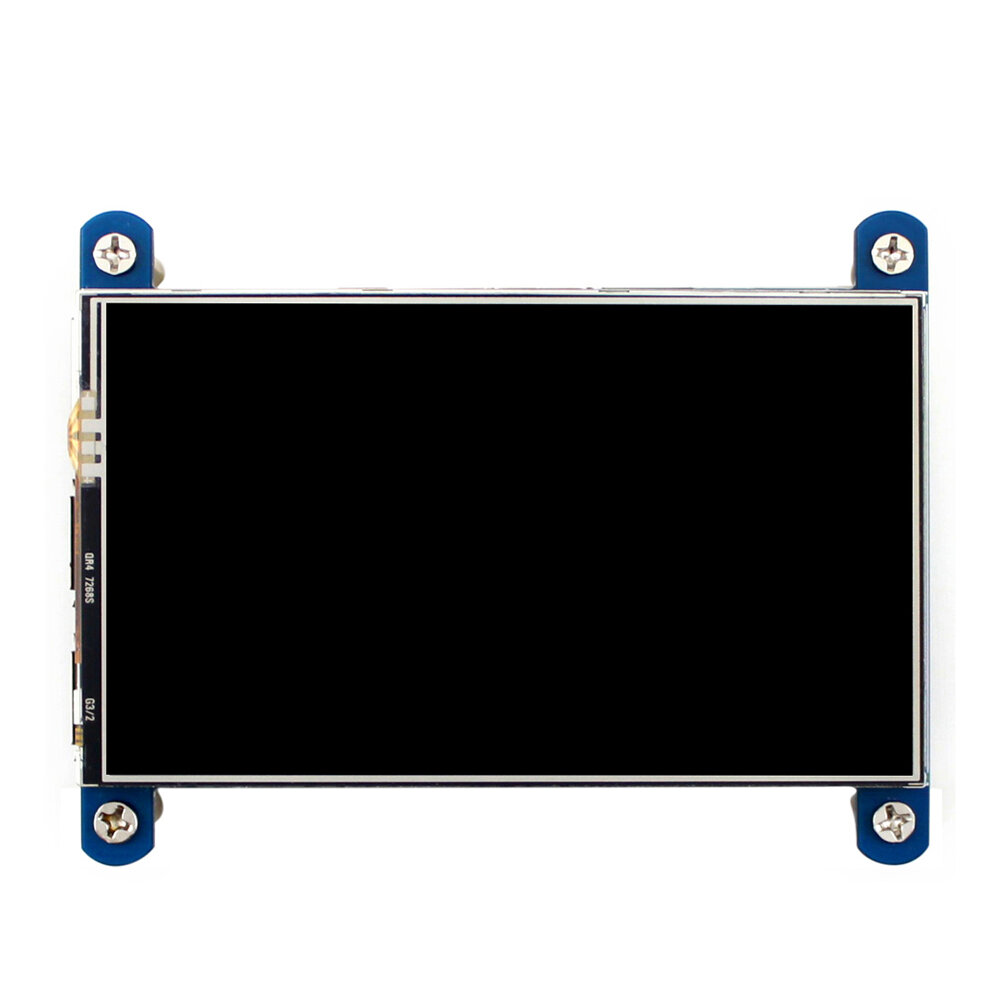 800x480 4inch Resistive Touch Screen IPS LCD Screen HDMI Interfac For Raspberry Pi