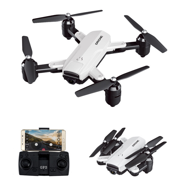 ZD6 GPS 5G WiFi FPV with 4K/1080P HD Camera Smart Follow Foldable RC Drone Quadcopter RTF