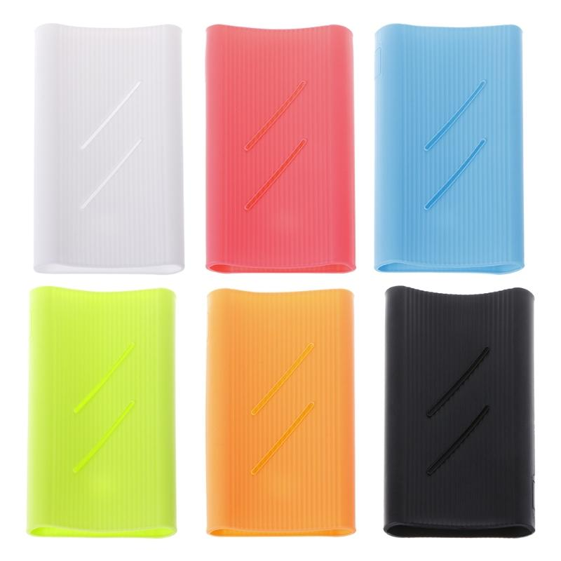 Silicone Protective Back Cover Case For Xiaomi 2C Generation Power Bank 20000mAh