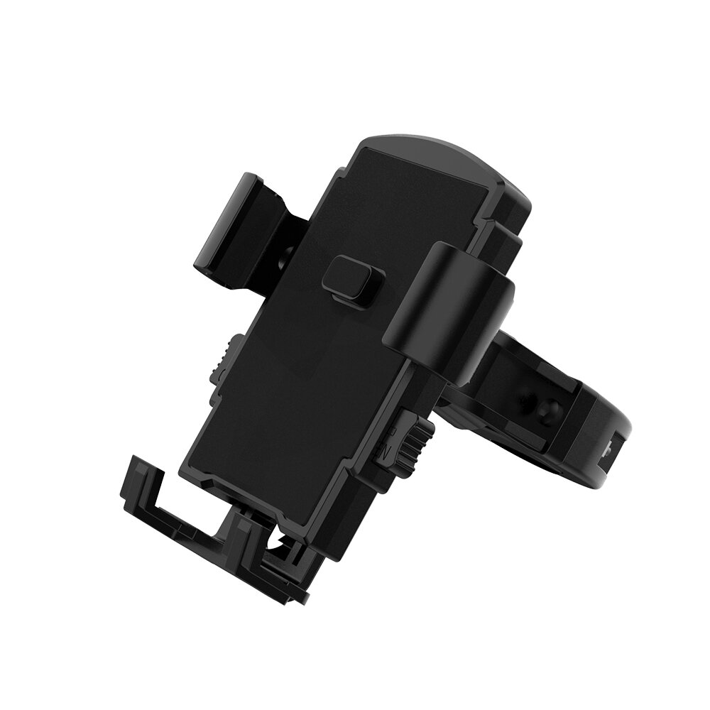 4.7-6.7 Inch Cell Phone GPS Holder For Motorcycle Bicycle Electric Scooter 360° Adjustable with Silicone Handlebar/Mirro