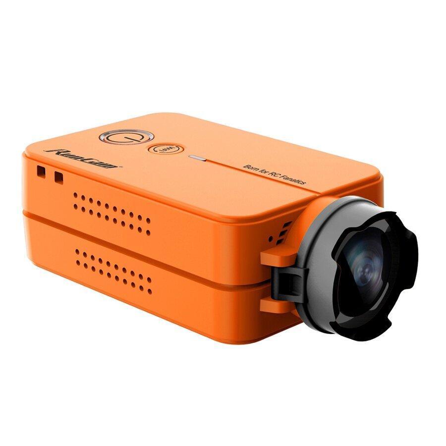 RunCam 2 RunCam2  HD1080P 120 Gradi Obiettivo Grandangolo WiFi FPV Fotocamera