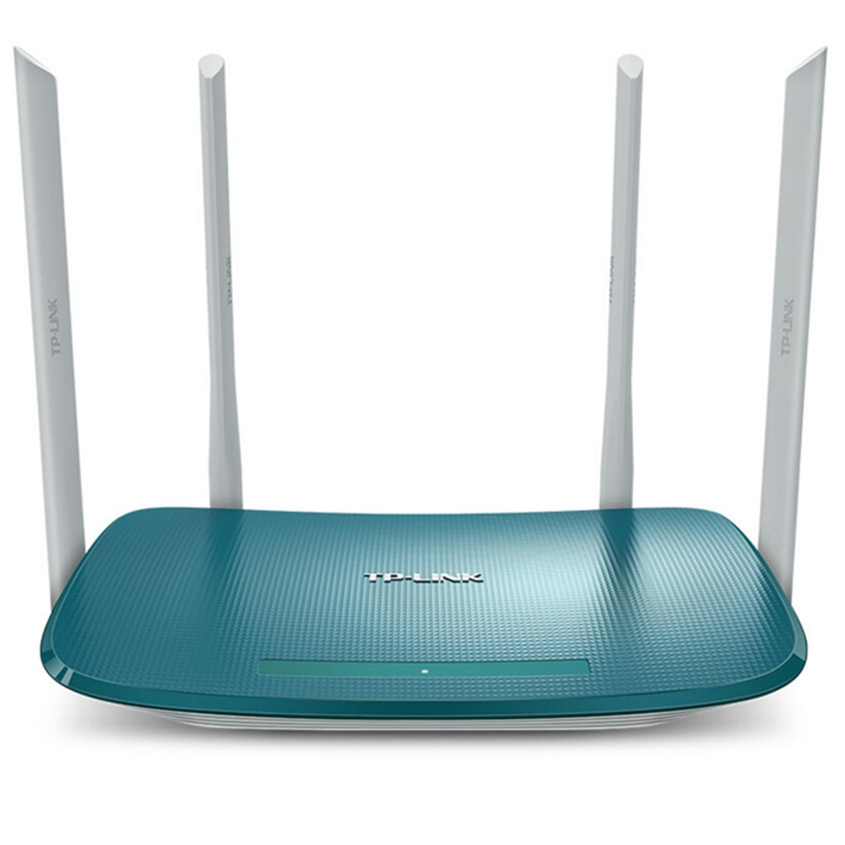 TP-LINK 1200Mbps 2 4/5G Dual Band Wireless Signal Range Extender WiFi  Repeater Router 4 Antenna