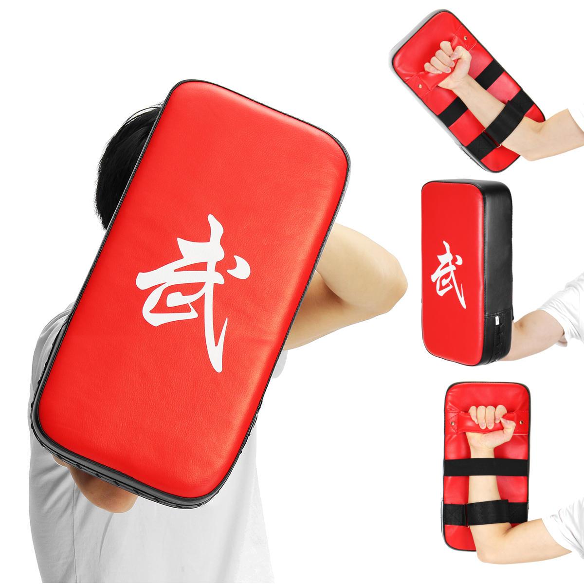 Muay Thai Karate MMA Taekwondo Pie de boxeo Punto de mira Punto de ataque