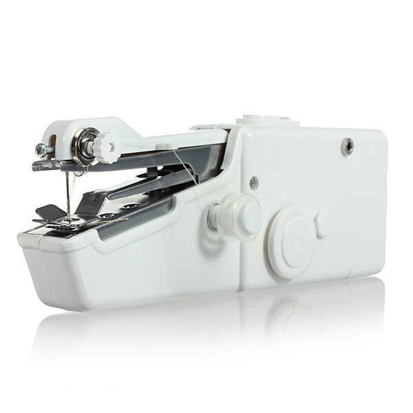 Loskii BX-215 Portable Mini Electric Handheld Sewing Machine Travel Household Cordless Stitch