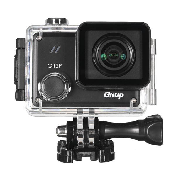 GitUp Git2P Action Camera Panas0nic Sensor 2160P Sport DV 90 Degree Lens FOV Pro Edition