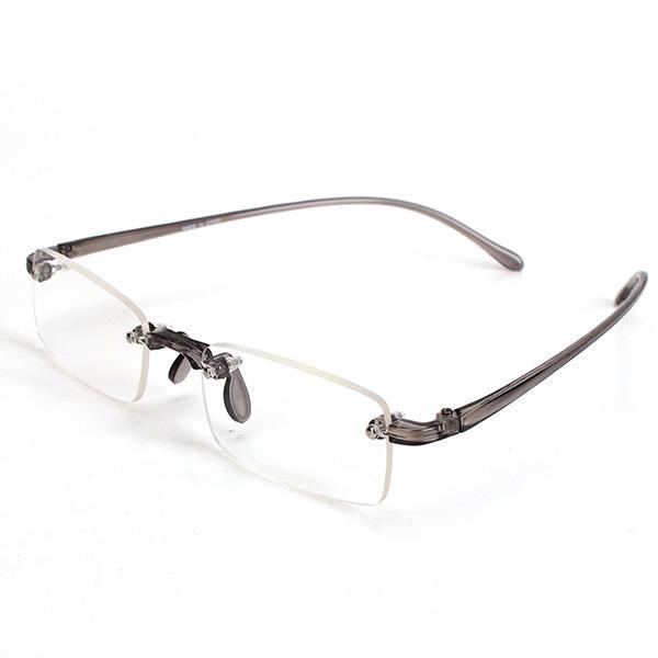 Gri Kusursuz Işık Presbiyotik Okuma Gözlükler Yorulma Giderme Mukavemeti 1,0 1,5 2,0 2,5 3,0