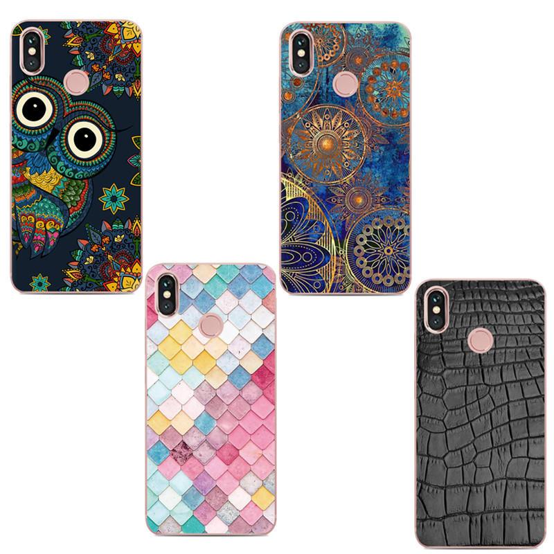 Ốp lưng bảo vệ chống sốc đầy màu sắc Soft TPU cho Xiaomi Redmi Note 5 / Lưu ý 5 Pro