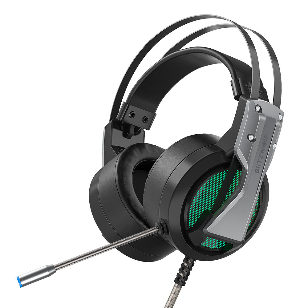 BlitzWolf BW-GH1 Headphones Gaming 7.1 Surround PC PS3 PS4