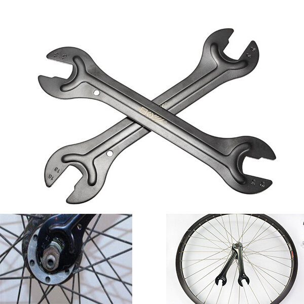 Bicycle Cycling Cone Spanner Bike Repair Tool Spindle Hub Wrench bca0468