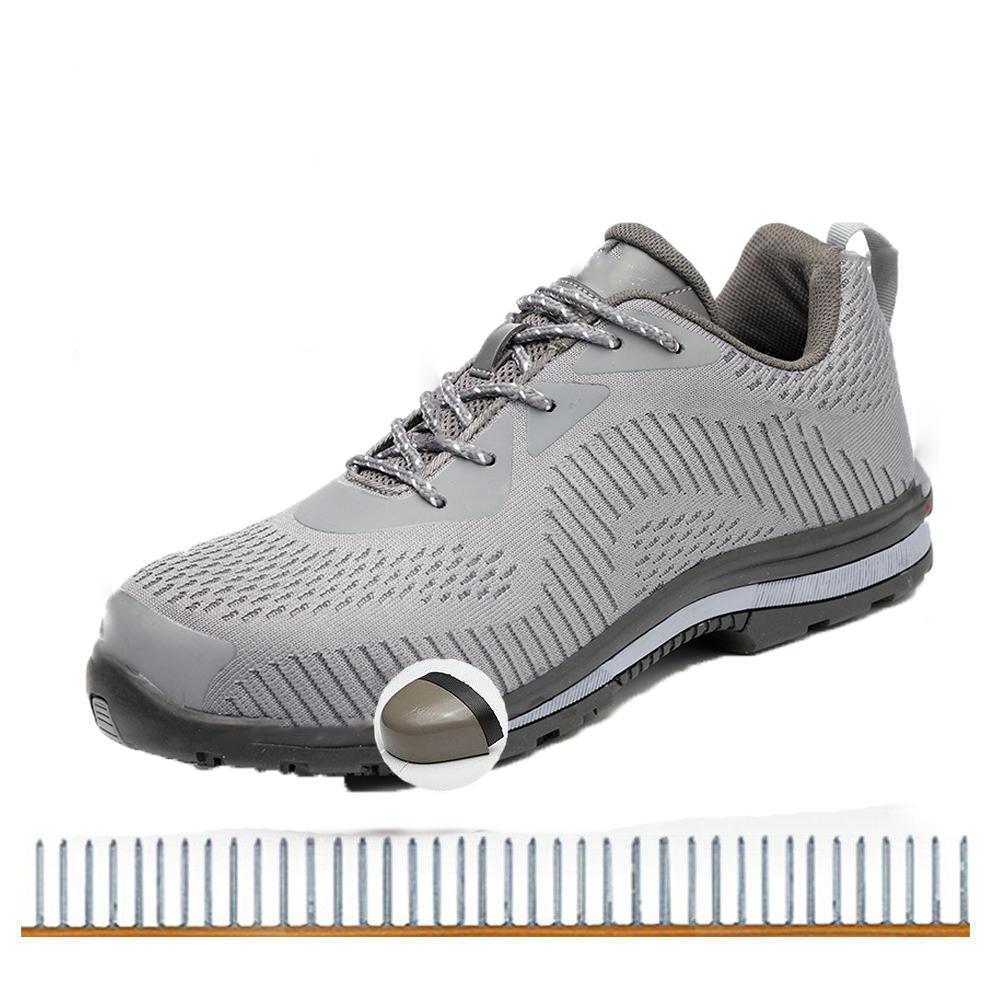 Tengoo safety shoes non-slip anti