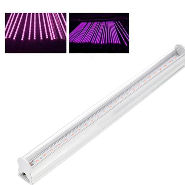 low priced d2dd0 a84f9 5W T5 Full Spectrum LED Grow Light Tube Hydroponic Plant Vegetable Lamp  AC85-265V
