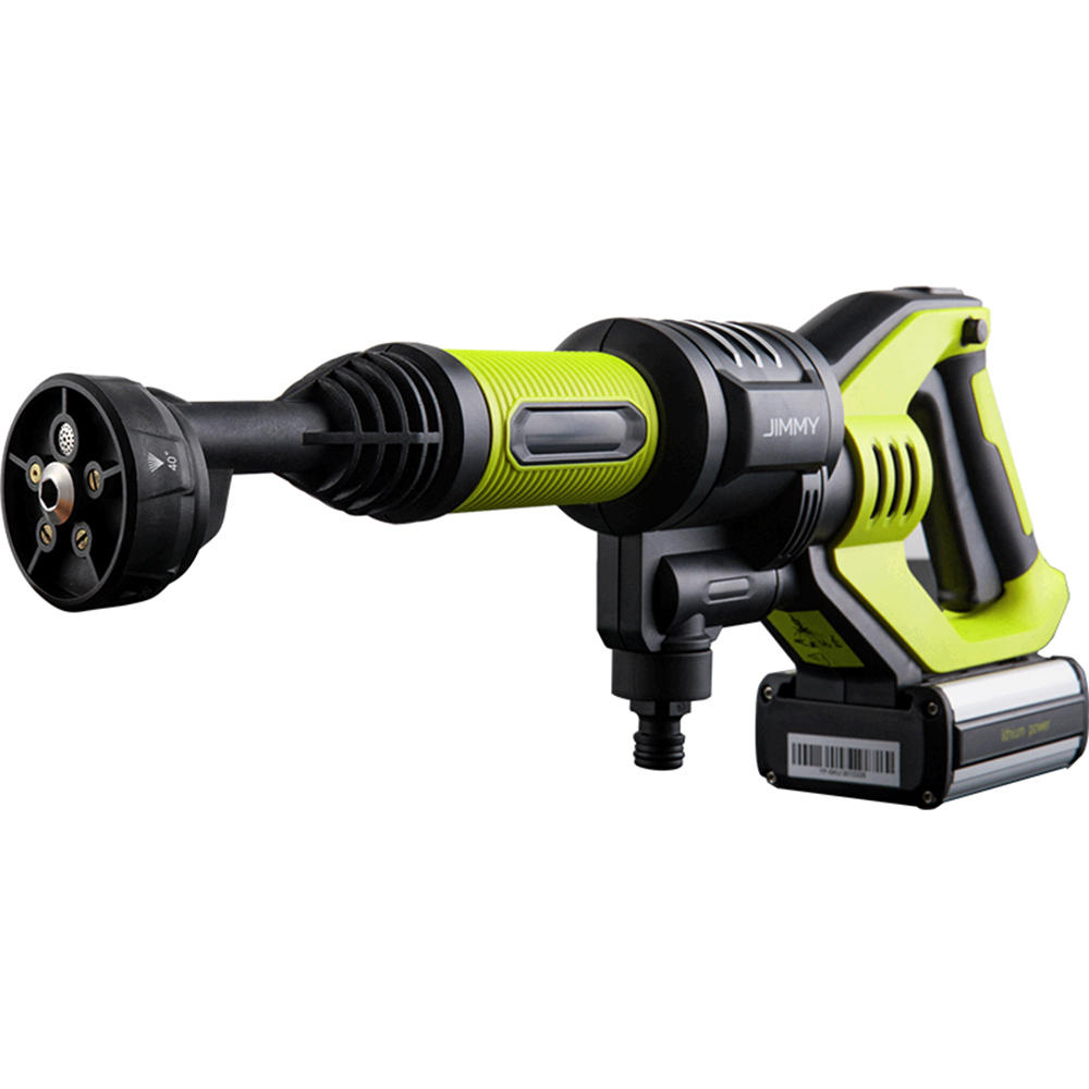 JIMMY High Pressure Handheld Wireless Car Washer Cordless Water Power Cleaner from