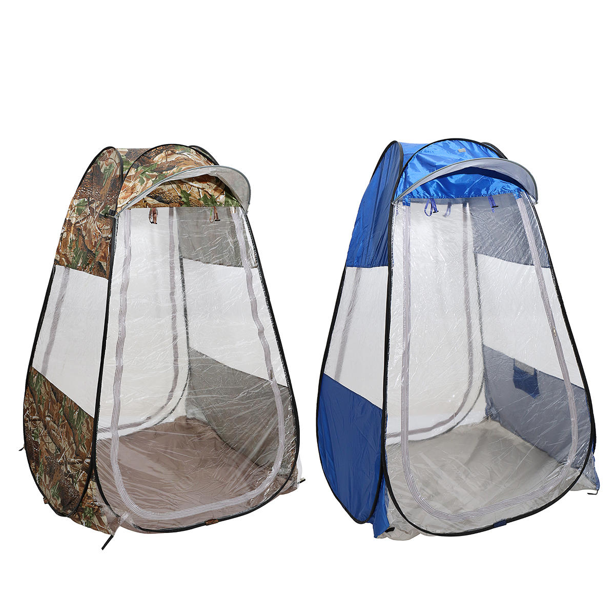 Outdoor Camping Single Pop-up Tent Waterproof Anti-UV Canopy Sunshade Shelter фото