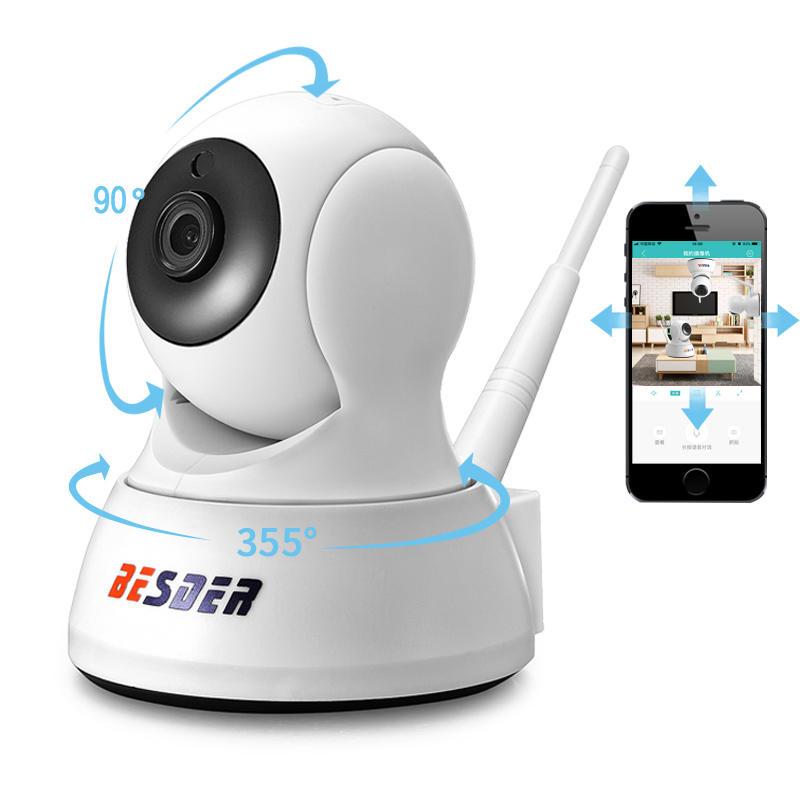 Night Vision Wireless WiFi HD 1080P Camera Home Security Network CCTV  US Plug
